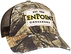 Tenpoint Patch Hat, One Size, Camo/Brown Mesh (HCA-62516-CM)