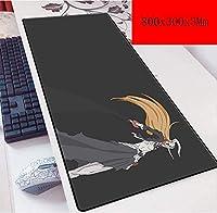 ゲーミングマウスマットラージマウスマットノンスリップマウスパッドポータブルマウスパッド防水デスク (Color : C)