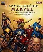 Encyclopédie marvel de T. de Falco