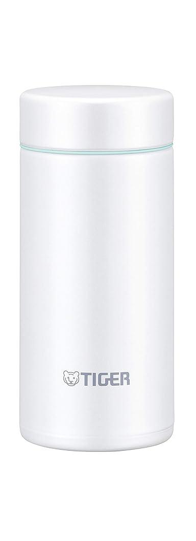 測定リー歴史的タイガー魔法瓶(TIGER) マグボトル スノーホワイト 200ml MMP-J021WL