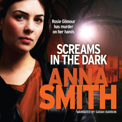 Screams in the Dark cover art