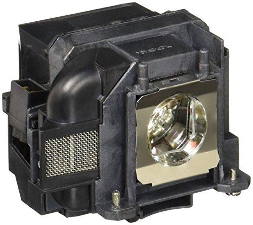 """lutema """"Economia DLP/LCD Cinema Proiettore Lampada di ricambio per EPSON ELPLP88, colore: nero/grigio"""