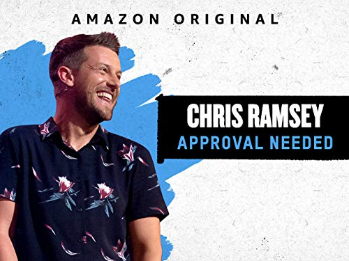 Chris Ramsey: Approval Needed (4K UHD)