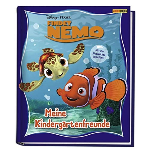 Disney Findet Nemo Kindergartenfreundebuch: Meine Kindergartenfreunde