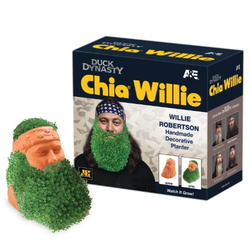 Chia Pet Willie - Duck Dynasty 1 ea by Chia