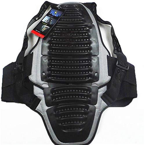 Motorrad-Rückenschutz Professionelle EVA-Rüstungsausrüstung Extremsportarten , Wirbelsäulenschutz Rückenpanzer Für Motocross-Motorrad-Fahrrad-Körperschutz Für Ski- / Snowboard-Skating-Rückenschutz