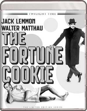 The Fortune Cookie - Twilight Time [1966] Blu-ray