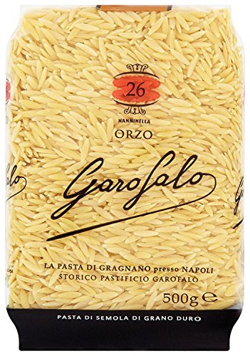 Garofalo Orzo 500g (Pack of 4)