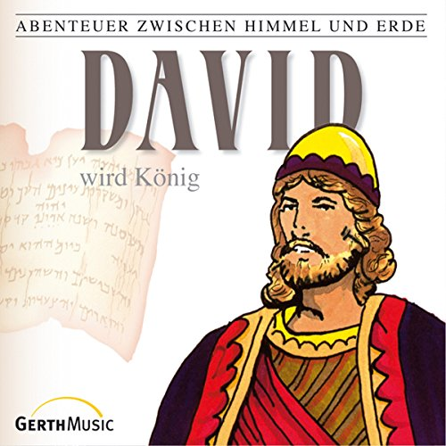 David wird König audiobook cover art