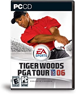 Tiger Woods PGA Tour 2006 - PC