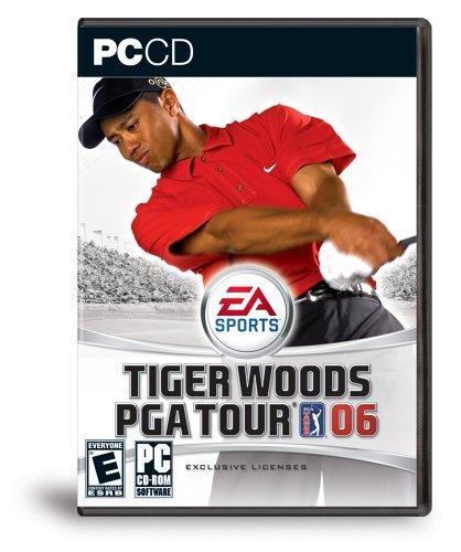 Tiger Woods PGA Tour 2006 PC