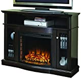 Pleasant Hearth 248-44-34M Elliot Media Electric Fireplace