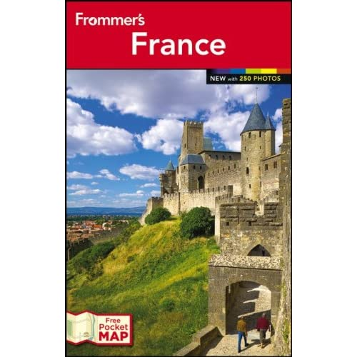 Frommer's France [Lingua Inglese]