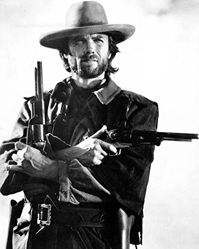 Erthstore 8x10 inch Photograph of The Outlaw Josey Wales Clint Eastwood