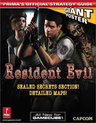 Resident Evil (Prima's Official Strategy Guide)