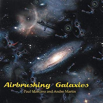 Airbrushing Galaxies