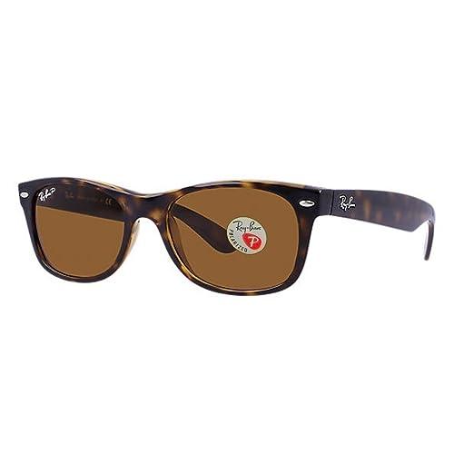 18571199a7c Ray-Ban RB2132 New Wayfarer Sunglasses Unisex