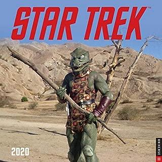 Star Trek 2020 Wall Calendar: The Original Series