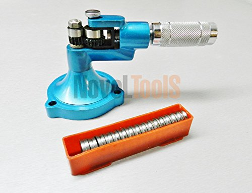 Ring Stretcher Ring Expander Sizing Machine Roller For Stone Set Enlarger Tool (2.8FRE)