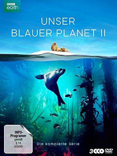 Unser Blauer Planet II (3 DVDs)