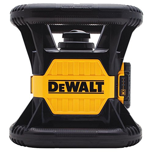 DEWALT 20V MAX Laser Level, Rotary, Red, 150-Foot Range (DW074LR)
