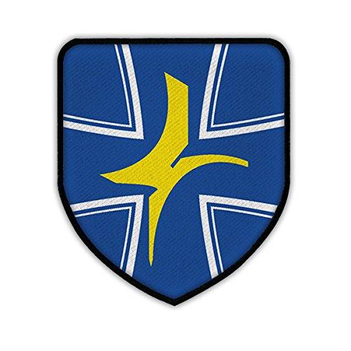 Copytec Patch/Aufnäher - JG73 Jagdgeschwader Steinhoff Bundeswehr Luftwaffe Wappen Abzeichen #13434