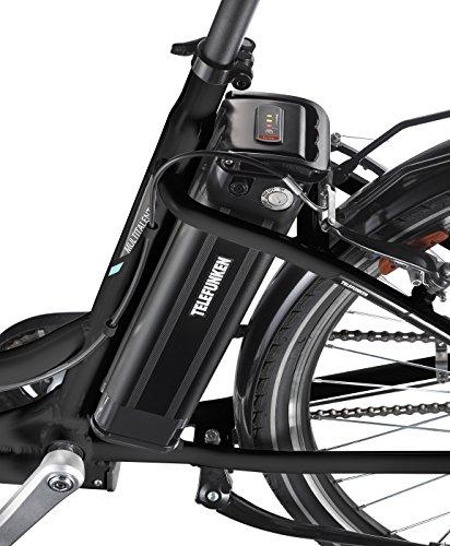 Telefunken E-Bike Elektrofahrrad Alu 28 Zoll mit 7-Gang Shimano Kettenschaltung, Pedelec Citybike leicht mit Fahrradkorb, 250W und 10Ah, 36V Sitzrohrakku, RC735 Multitalent kaufen  Bild 1*