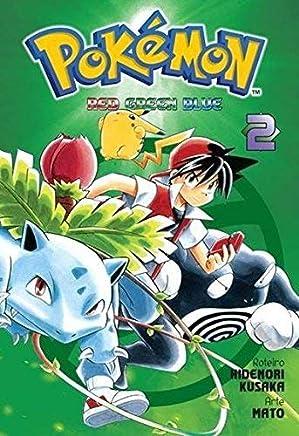 Pokémon. Red Green Blue - Volume 2