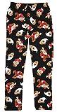 Disney Men's 100% Cotton Sleep Drawstring Drawstring Pajama Pants, Snow White's Grumpy, Small