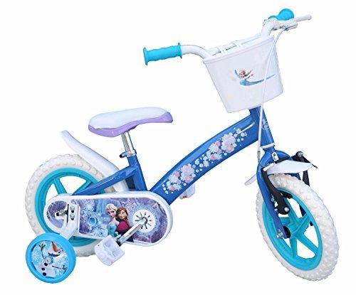 TOIMS - Bicicleta Infantil, diseño de Frozen,12
