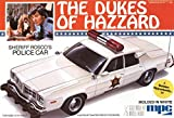 1/25 Roscoe's Dodge Monaco Police Car Model Building Kit