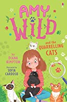 Amy Wild and the Quarrelling Cats (Amy Wild, Animal Talker)