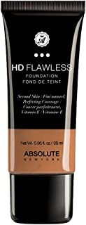 Absolute New York HD Flawless Foundation (AHDF07 Almond)