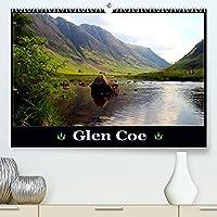 Glen Coe (Premium, hochwertiger DIN A2 Wandkalender 2022, Kunstdruck in Hochglanz): Glen Coe - Das Tal der Traenen (Monatskalender, 14 Seiten )