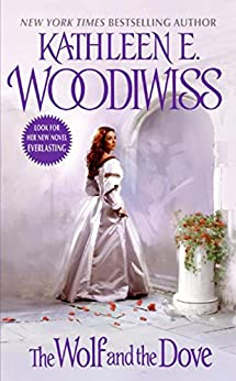 Wolf and the Dove by [Kathleen E. Woodiwiss]