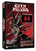 City of Villains 60 Day Subscription Card (輸入版)