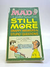 mad's al jaffee spews out still more snappy answers to stupid questions