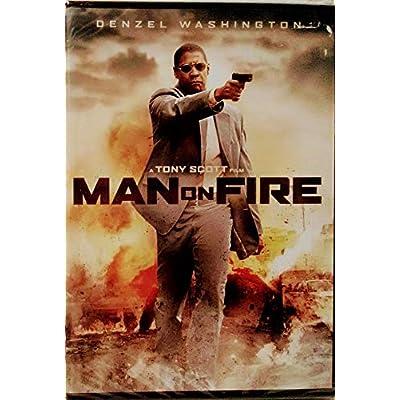 man on fire dvd