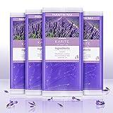 KARITE Paraffin Wax Refills, 4 Pack Lavender Scented...