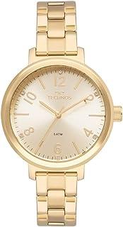 Relógio Technos Feminino Trend Dourado 2035MMT4D