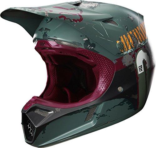 Fox Racing V3 Boba Fett Limited Edition Men's Off-Road Motorcycle Helmets