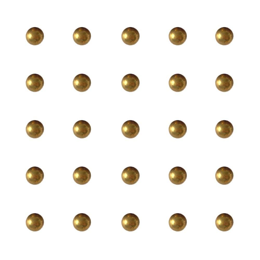 2021 new 6.75mm 200pcs Arlington Mall Precision Solid H62 Brass Balls Bearing