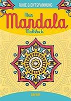 Mein Mandala Malblock - Malfreude fuer Kinder: Malfreude fuer Kinder