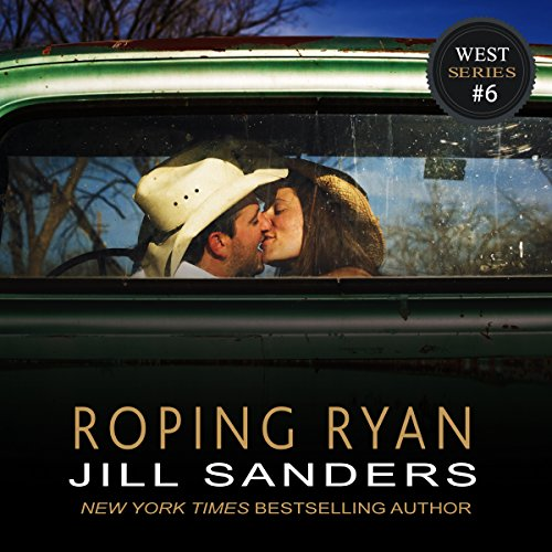 Roping Ryan audiobook cover art