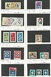 Germany - DDR, Postage Stamp, B91a//B196, C8//C14 Mint NH, 1962-83