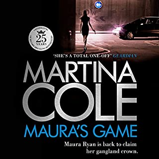 Maura's Game cover art