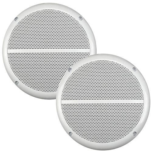 wasserdichte Einbau Lautsprecher IP56 28mm Flach Ø 6,5