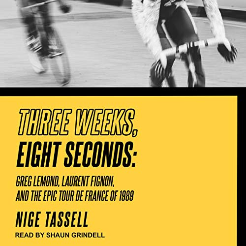 Couverture de Three Weeks, Eight Seconds