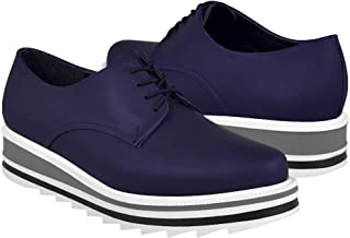 STYLO Zapatos Casuales para Dama 2935 SIMIPIEL Marino