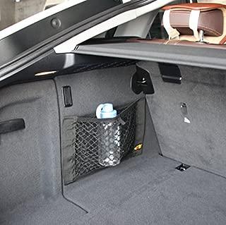 9 MOON Car Boot Cargo Net Magic Sticker Luggage Mesh Oganizer Bag For Nissan Altima Armada Juke Leaf Maxima Murano Pathfinder Sentra Versa Altima